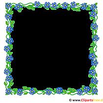 Rahmen Bilder Cliparts Gifs Illustrationen Grafiken kostenlos