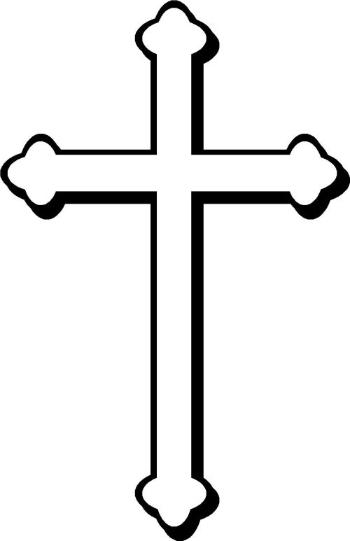 small resolution of jesus cross clipart 1