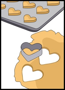 cookie tray clipart - suggest