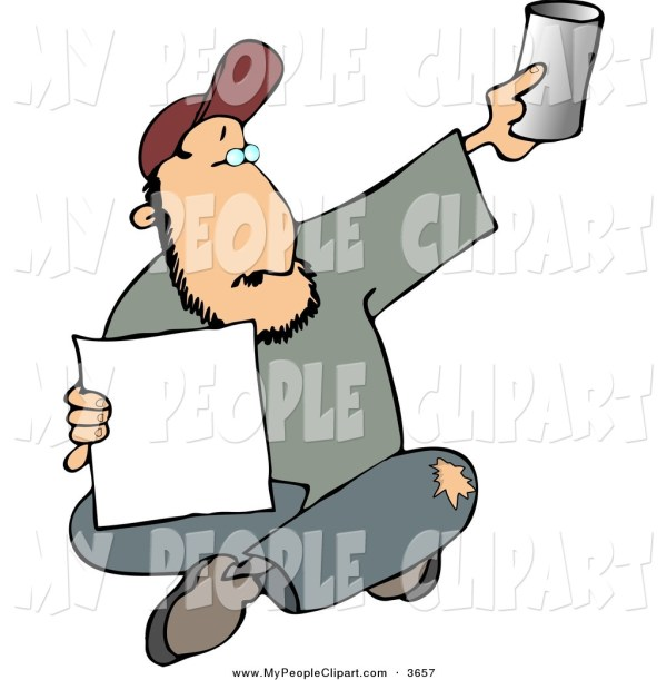People With Money Clipart Clipart Suggest