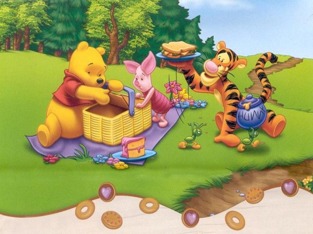 Disney Picnic Clipart - Clipart Suggest