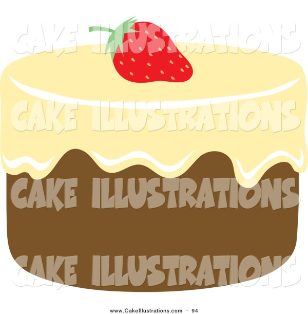 Layered Cake With Hearts Clipart Clipart Suggest