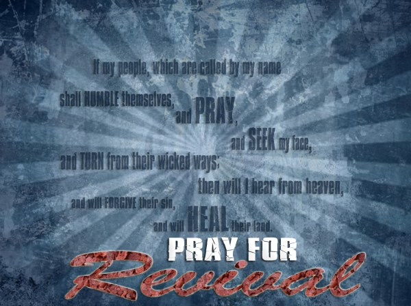 Revival Bulletin Clipart - Suggest