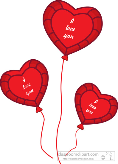 valentine's day balloon bouquet