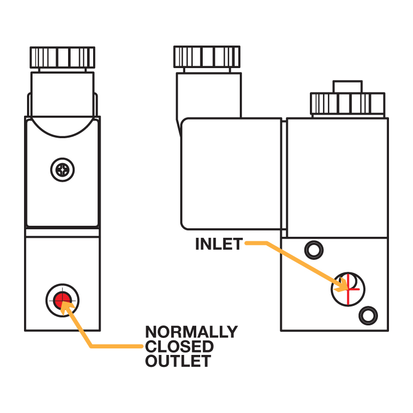 Direct Acting Electronic Valve Installation Instructions