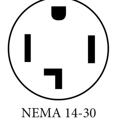Nema 14 30 Plug Wiring Diagram Telephone What Plugs Are Available On Ev Charging Stations 6 50 50a This Is Common For Welders Or Plasma Cutters It S Installed Onto A Dedicated Circuit To Match The Rating Of