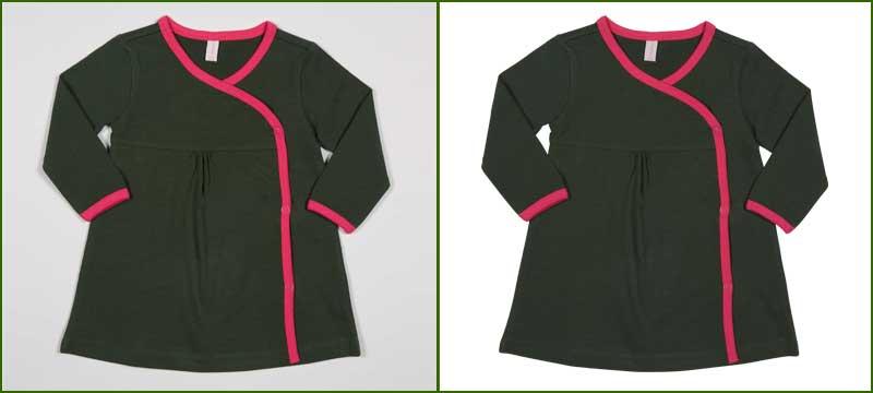 Clothing Image Editing