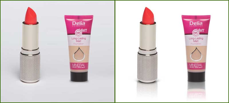 Cosmetic Products Image Editing