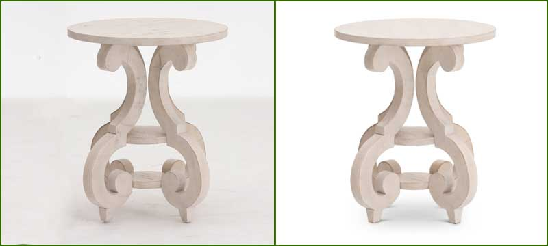 Furniture and Home Appliance Image Editing