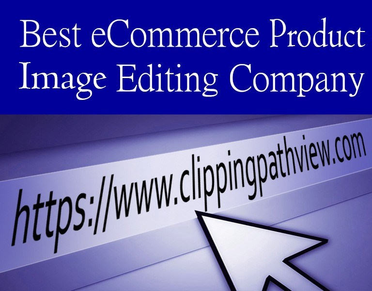 eCommerce Product Image Editing Company