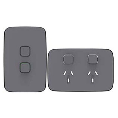light switches with modern