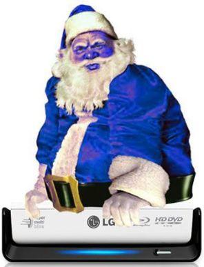 navidad blu