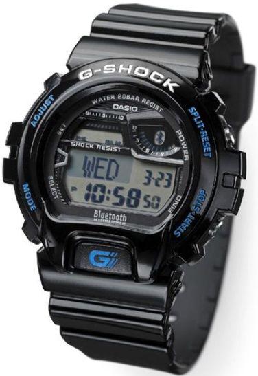 Casio-GShock-Bluetooth-Watch