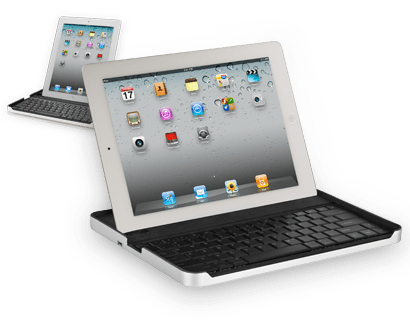 Logitech Keyboard Case by ZAGG