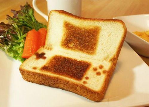 tostada nintendo DS