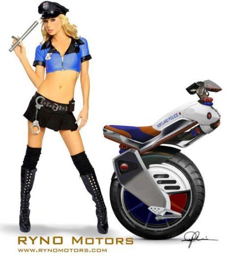 ryno-motors unicycle motocycle one wheel