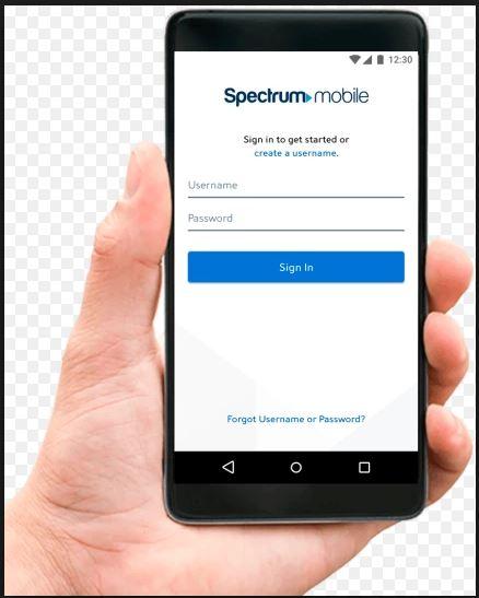 Spectrum Password