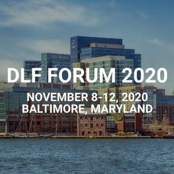 DLF 2020 Forum