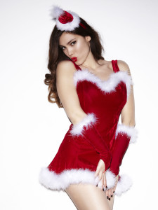 Sexy Miss Santa Outfit
