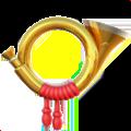 European Postal Horn Emoji