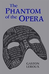 Phantom of the Opera book cover