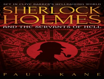Want to Win a copy of Sherlock Holmes and the Servants of Hell?