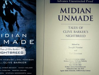 "Review: ""Midian Unmade"" Edited by Del Howison & Joe Nassise"