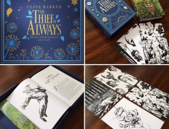 The Thief of Always Anniversary Edition is available for pre-order