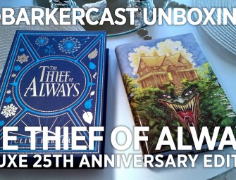 Thief of Always 25th Anniversary Deluxe Edition UNBOXING/REVIEW