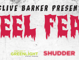 Clive Barker Presents Reel Fear – Vote!