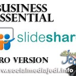SlideShare PRO Now Business essential