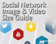 Social Network Image And Video Size Guide