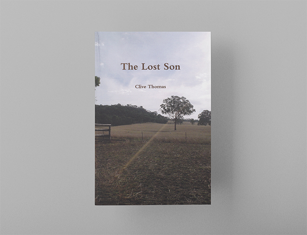 the lost son book grey background