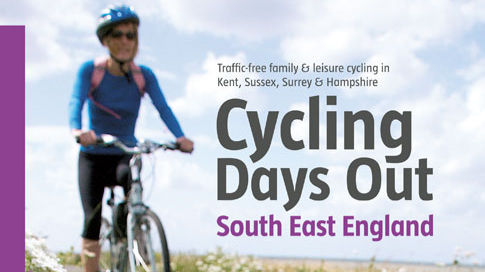 Cycling Days Out South East England cover