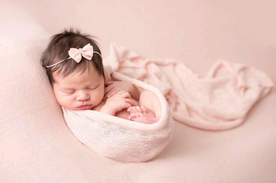 Luxury newborn pictures Frisco TX CLJ Photography