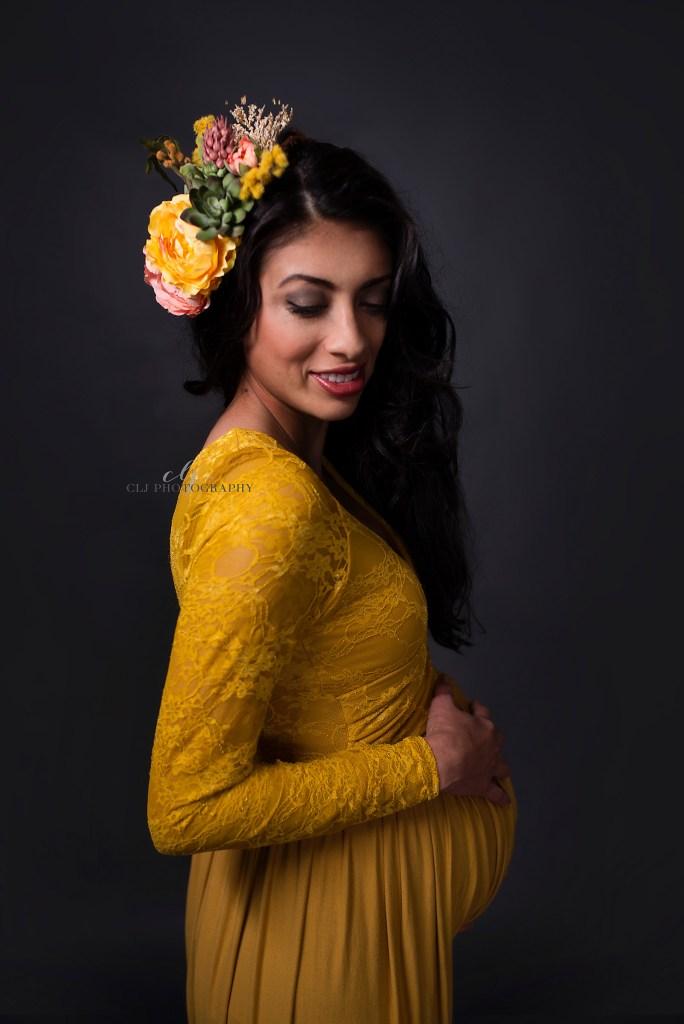 Dallas Maternity Photographer Dallas Newborn Photographer Maternity Portraits CLJ Photography