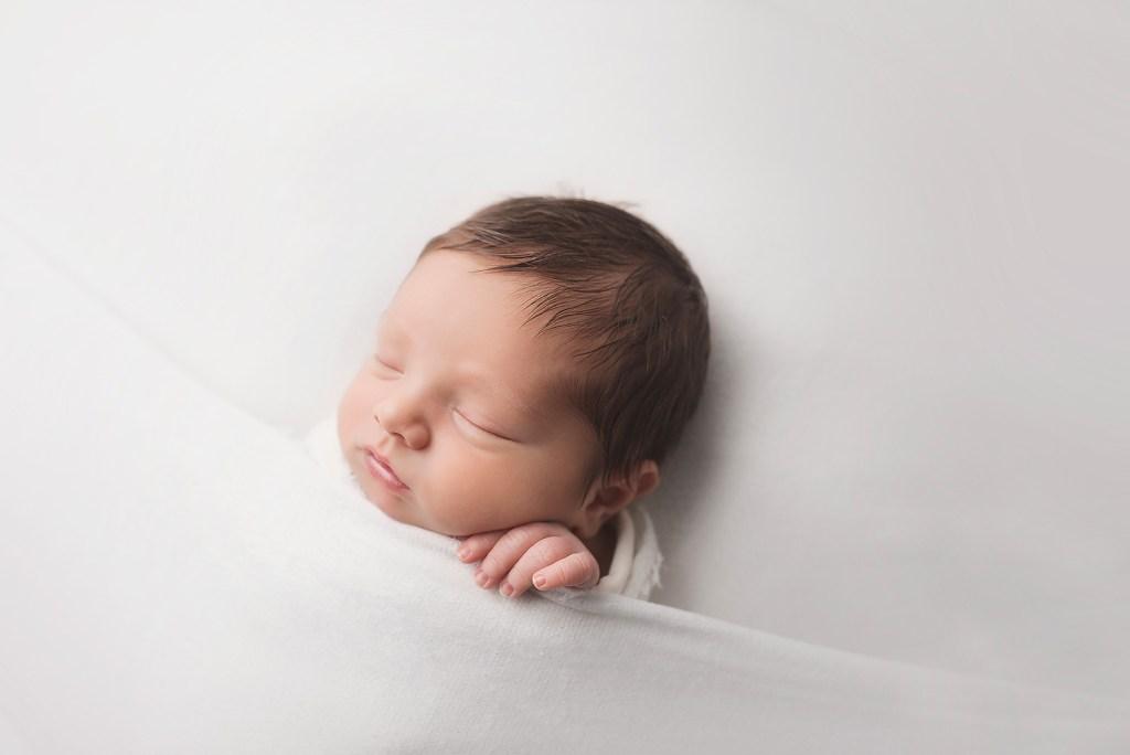 Fine Art Newborn Photo Shoot Frisco TX CLJ Photography