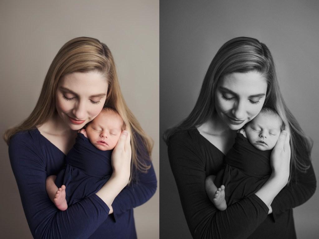 Professional Dallas TX Newborn Photographer CLJ Photography