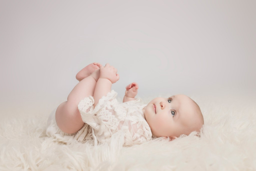 Dallas Studio Baby Photographer CLJ Photography