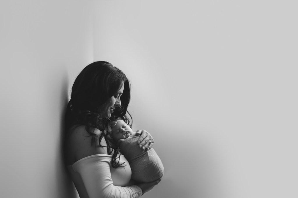 Newborn Baby Girl Dallas TX CLJ Photography