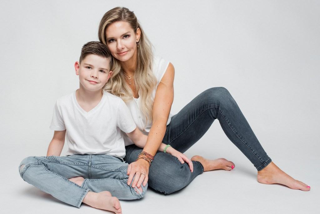 Texas Photographer Frisco Family Photographer Studio Portraits Motherhood CLJ Photography