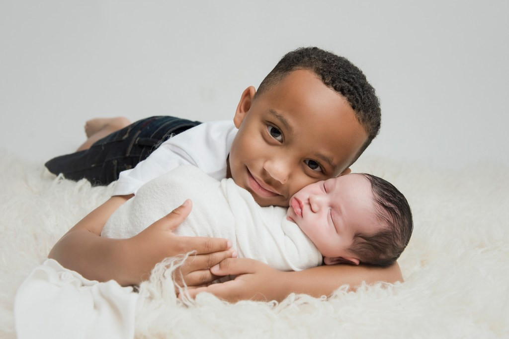 Top DFW Newborn Photographer CLJ Photography Professional Newborn Studio
