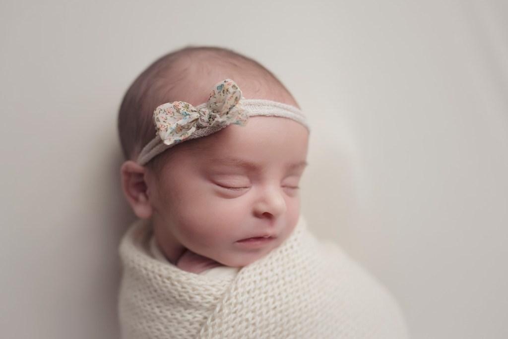 Studio Newborn Photo Shoot in Dallas CLJ photography