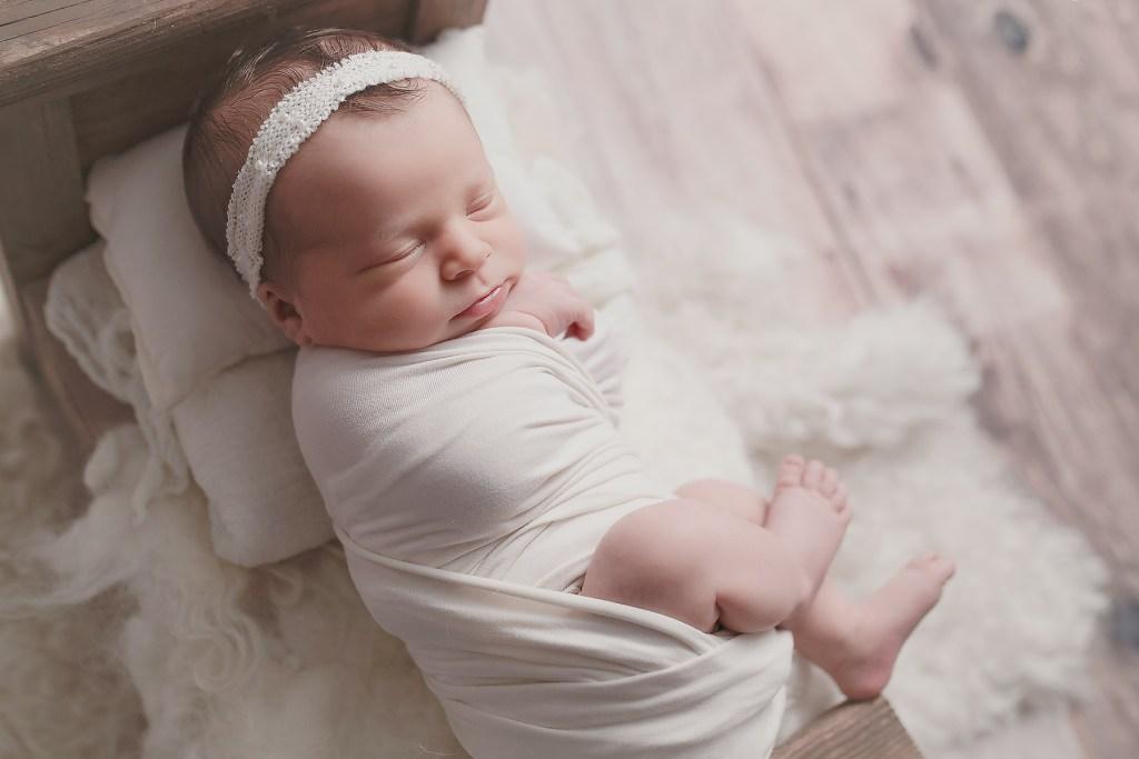 baby girl flowers newborn photographer girly newborn photo shoot dallas photographer CLJ Photography