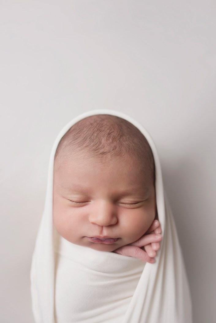 Studio Baby Photo Shoot Dallas TX Indian Baby Photo Shoot_CLJ Photography