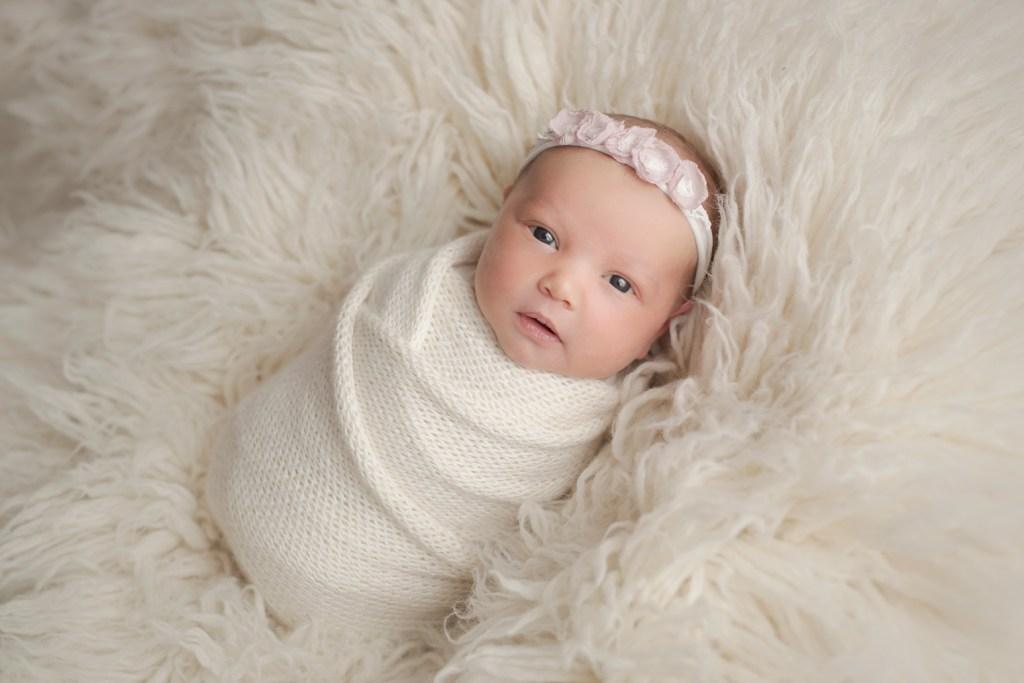 Session goes bad, Baby Photo Shoot, Best Newborn Photographer, Instagram Influencer Madison Nelson CLJ Photography
