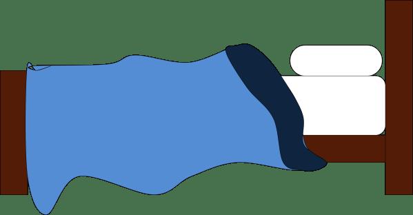 cartoon bed free