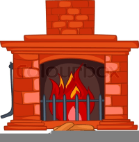 Animated Christmas Fireplace Clipart | Free Images at ...