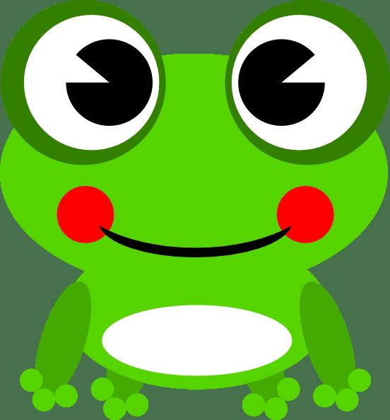 frog 13 clip art