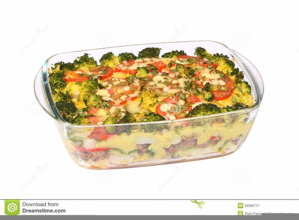 free casserole clipart